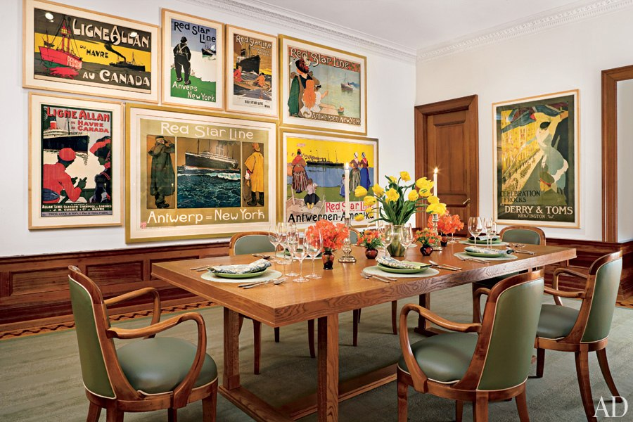 liveathome-celebrity-dining-rooms-19-leonard-lauder