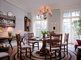 liveathome-celebrity-dining-rooms-09-woody-allen