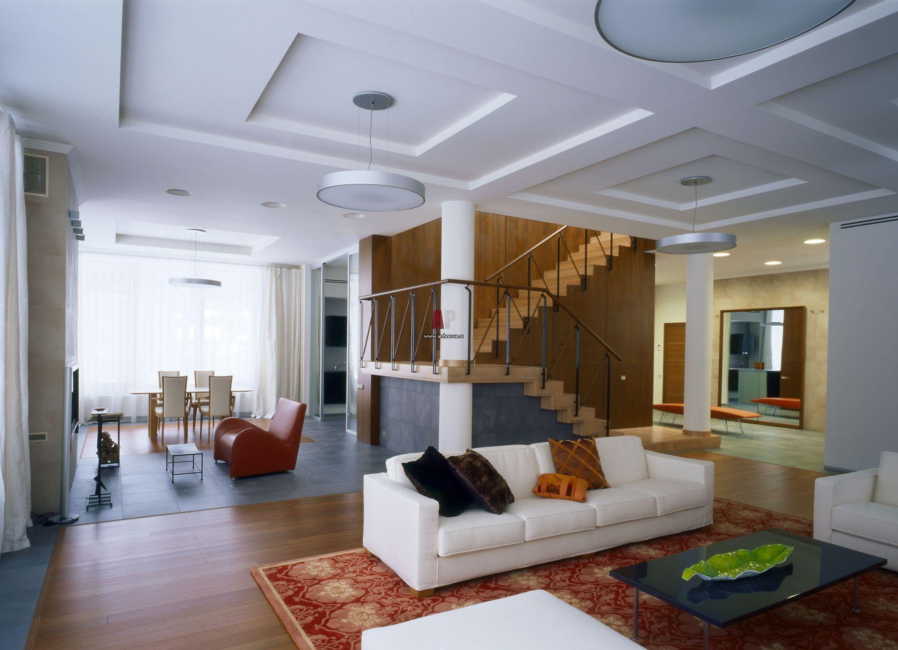 Интерьер дома фото планировка дома