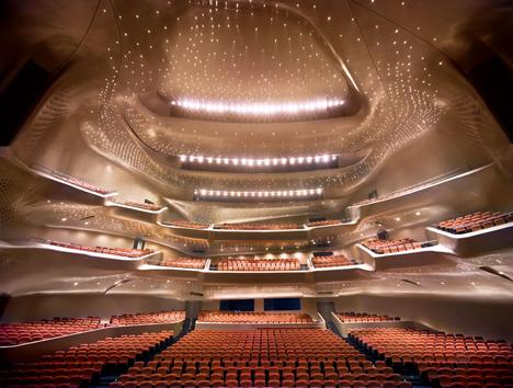 Оперный театр Гуанчжоу (Китай)